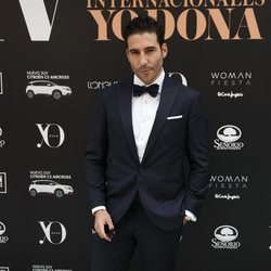 Miguel Ángel Silvestre en la 14ª edición de los premios Yo Dona Internacional