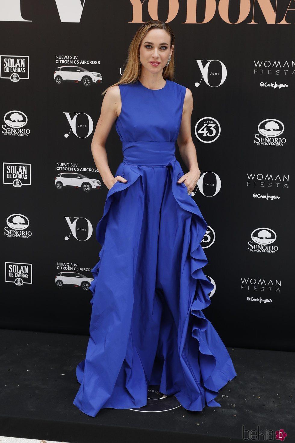 Marta Hazas en la 14ª edición de los premios Yo Dona Internacional