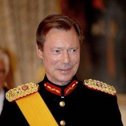 El Gran Duque Enrique de Luxemburgo celebra su cumpleaños