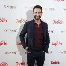 Dani Rovira en la fiesta de presentación de 'Los Japón'