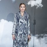 Olivia Palermo en el desfile Alta Costura Otoño/Invierno 2019-2020 de Dior en París