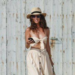 Juana Acosta disfrutando del verano 2019 en Ibiza