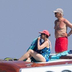Los Reyes de Suecia de vacaciones en la Costa Azul