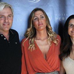Santiago Cañizares y Mayte García presentan su proyecto contra el cáncer infantil