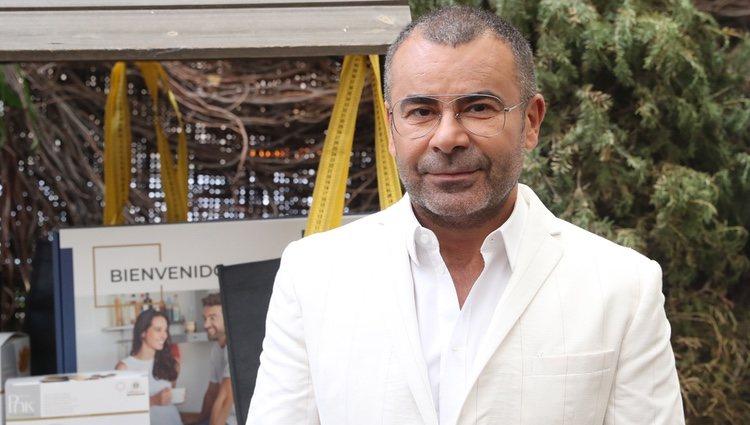 Jorge Javier Vázquez en un evento de la dieta Pronokal