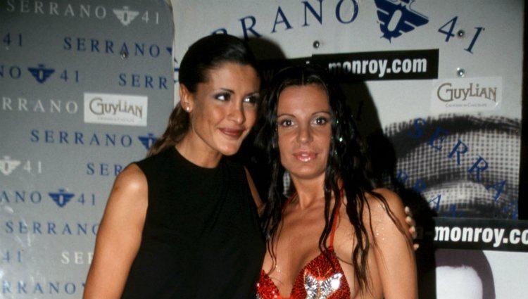 Estíbaliz Sanz y Sonia Monroy