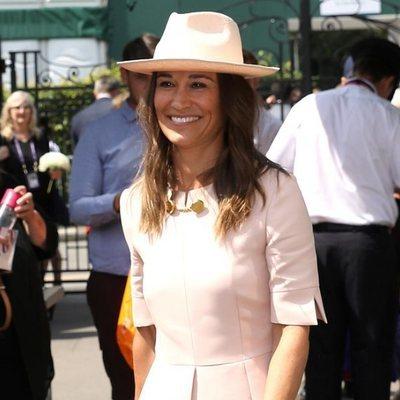 Pippa Middleton asiste al torneo de tenis de Wimbledon 2019