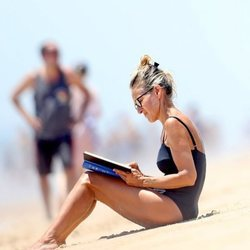Sarah Jessica Parker ha estado disfrutando de la playa en Los Hamptons