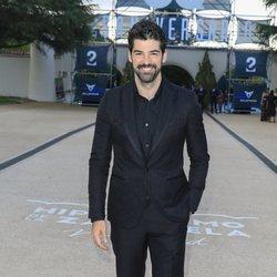 Miguel Ángel Muñoz en el 25 aniversario de GQ