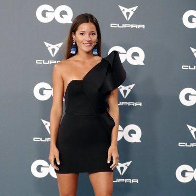 Malena Costa en el 25 aniversario de GQ