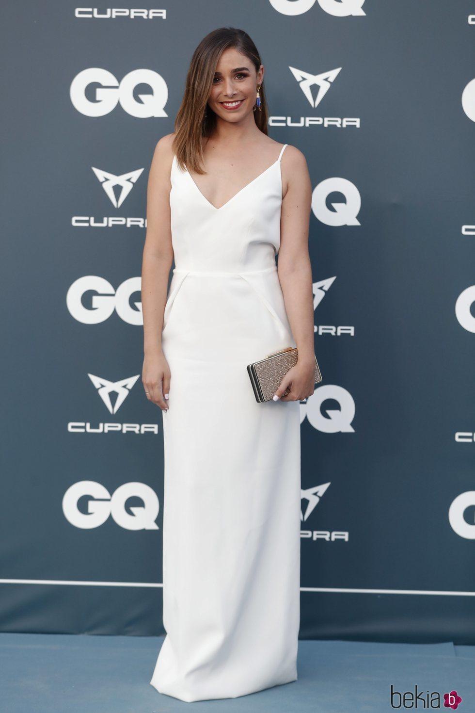 Candela Serrat en el 25 aniversario de GQ