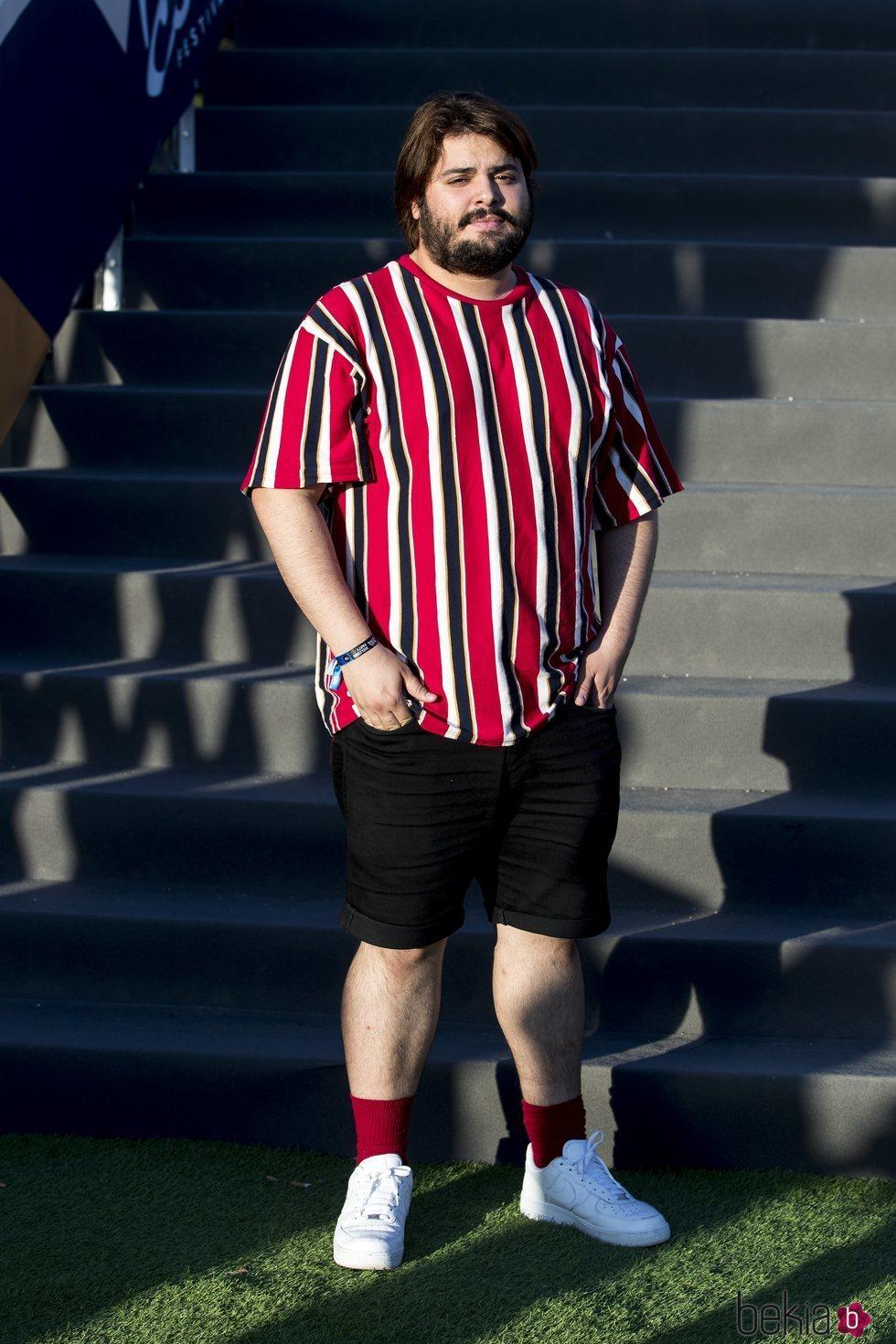 Barys Efe en el Mad Cool Festival 2019