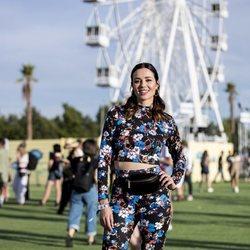 Dafne Fernández en el Mad Cool Festival 2019