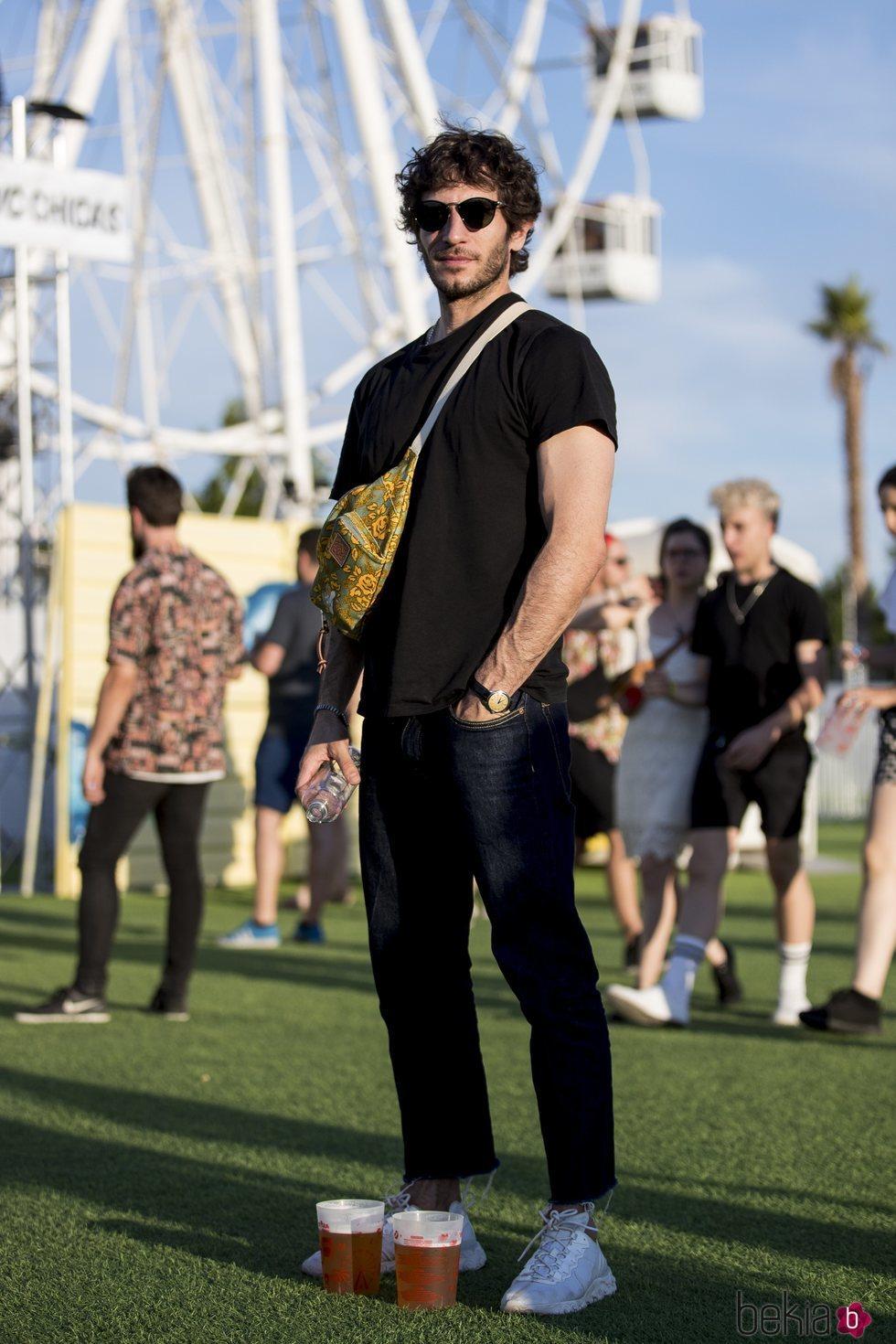 Quim Gutiérrez en el Mad Cool Festival 2019