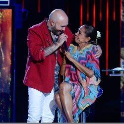 Kiko Rivera e Isabel Pantoja, emocionados a su vuelta de 'Supervivientes 2019'