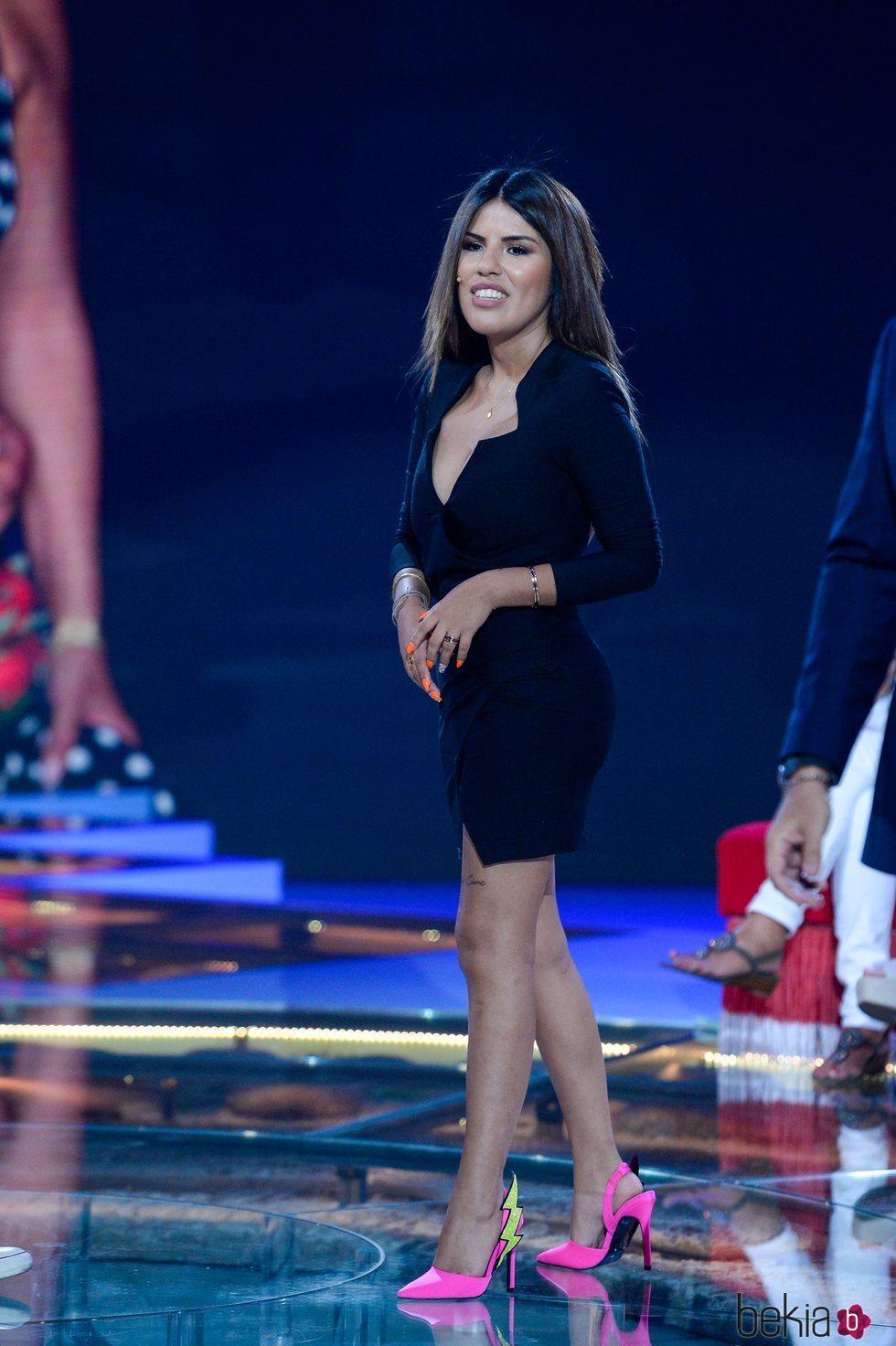 Chabelita Pantoja en la gala 12 de 'Supervivientes 2019'