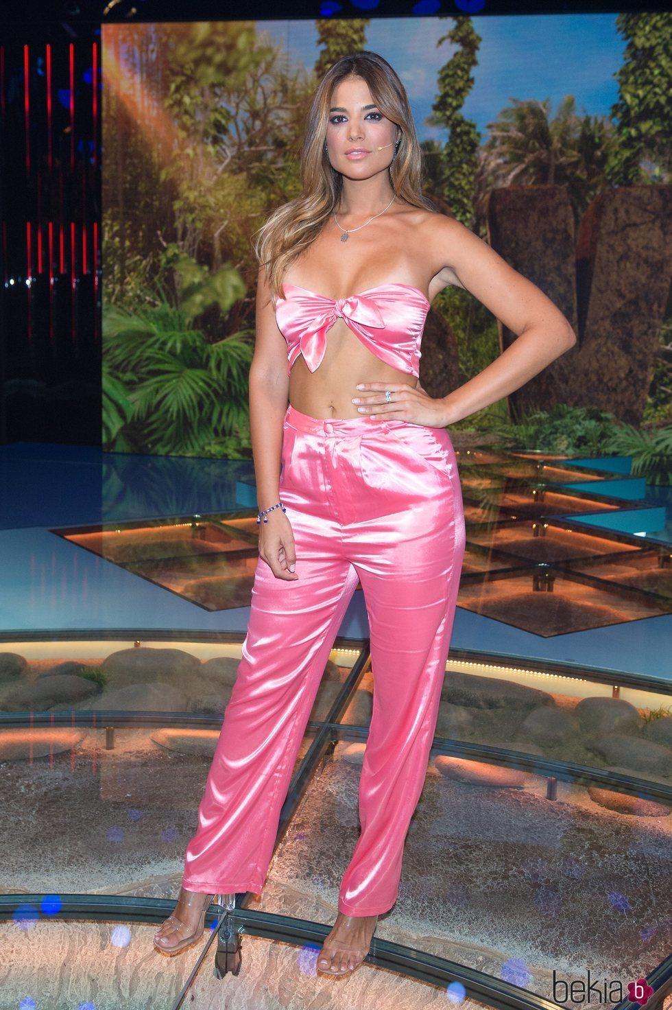 Lidia Santos en la gala 12 de 'Supervivientes 2019'