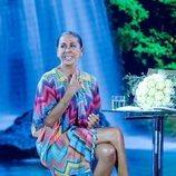 Isabel Pantoja hablando de su paso por 'Supervivientes 2019' en la gala 12