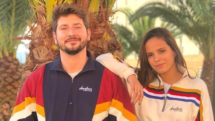 Manu Lombardo y Gloria Camila