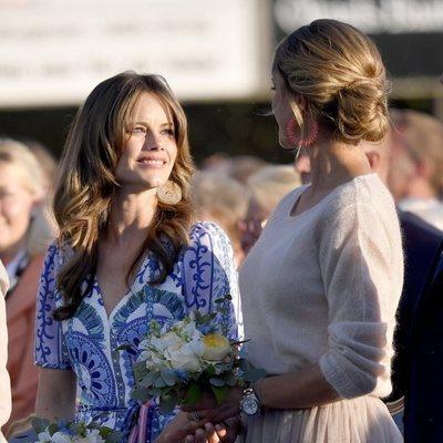 Las Princesas Magdalena y Sofia de Suecia cómplices en la celebración del 42 cumpleaños de Victoria de Suecia