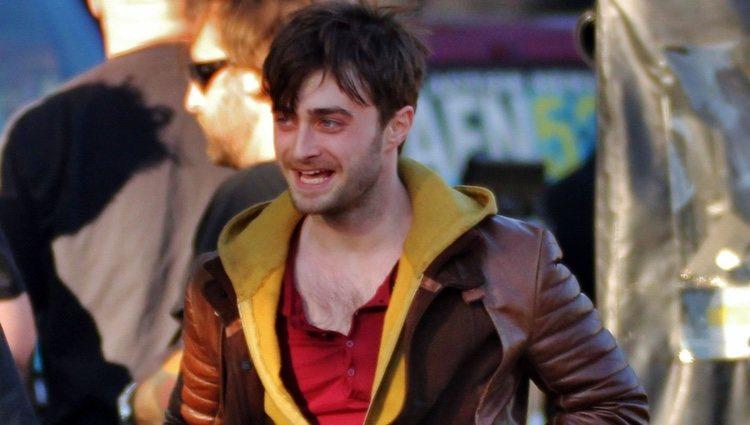 Daniel Radcliffe alegre