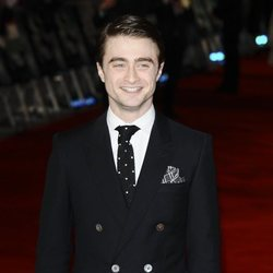 Daniel Radcliffe trajeado