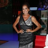 Isabel Pantoja en la gala final de 'Supervivientes 2019'