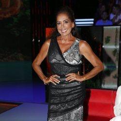 Isabel Pantoja en la gala final de 'Supervivientes 2019'