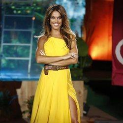 Lara Álvarez en la gala final de 'Supervivientes 2019'