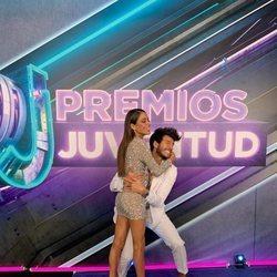 Tini Stoessel y Sebastián Yatra posan con gran complicidad en los Premios Juventud 2019