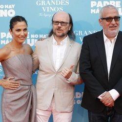 Santiago Segura en el estreno de su nueva película 'Padre no hay más que uno'