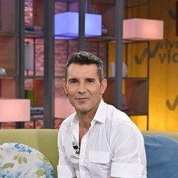 Jesús Vázquez en 'Viva la vida'