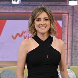 Sandra Barneda como presentadora de 'Viva la vida'