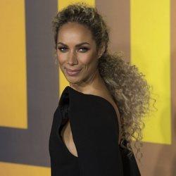 Leona Lewis en la premier 'Black Panther'
