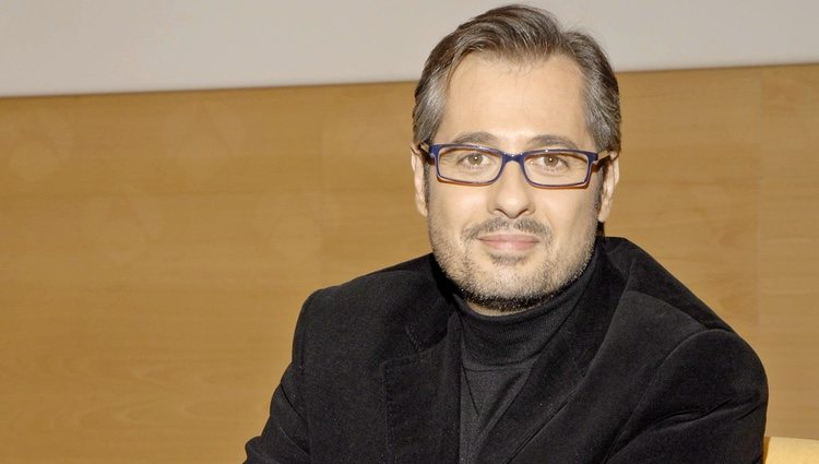 El presentador Ximo Rovira