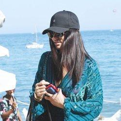 Adriana Lima de vacaciones por Marbella
