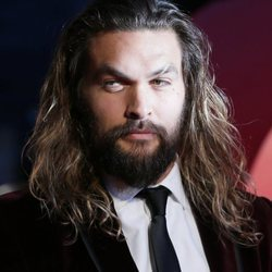 Jason Momoa en la premiere de 'Batman vs. Superman'