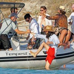 Jared Leto de escapada por Ibiza