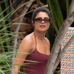 Priyanka Chopra se relaja en Miami