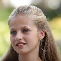La Princesa Leonor en su posado de verano en Marivent 2019