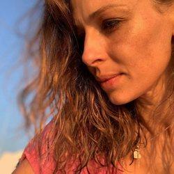 Eva González sin maquillaje y sin filtros