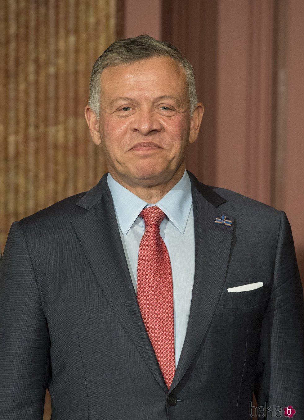 El Rey Abdalá II de Jordania en su visita oficial a los Países Bajos