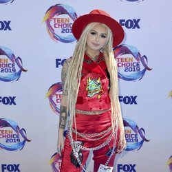 Zhavia Ward en los Teen Choice Awards 2019