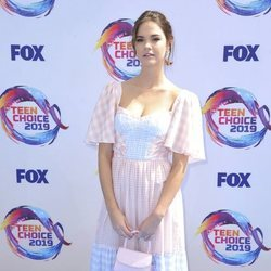 Maia Mitchell en los Teen Choice Awards 2019