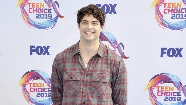 Noah Centineo en los Teen Choice Awards 2019