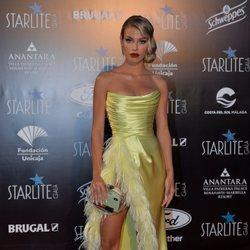 Jessica Goicoechea en la Gala Stalite 2019 en Marbella