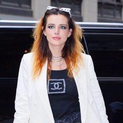 Bella Thorne paseando por Nueva York