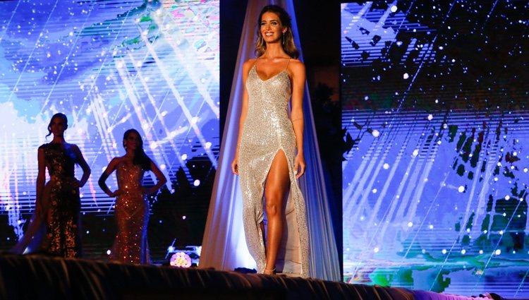 Marta López Álamo en el concurso Miss World Spain 2019