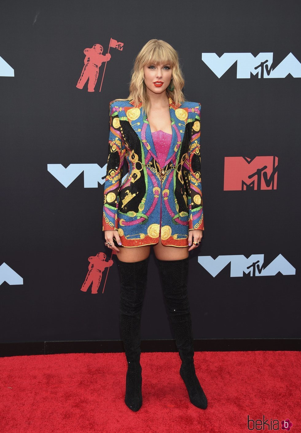 Taylor Swift en los MTV VMAs 2019