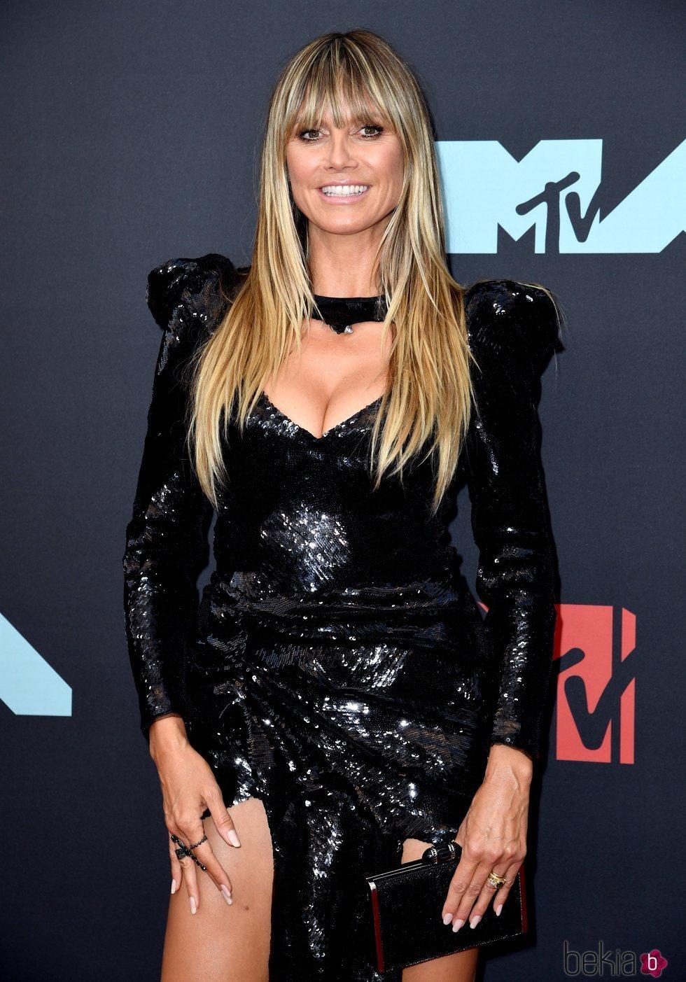 Heidi Klum en los MTV VMAs 2019